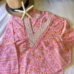 Charter Club Beaded Tunic